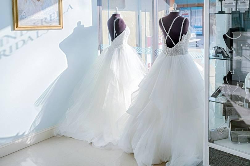 Cinderella Bridals boutique