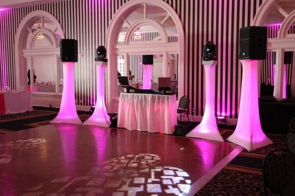 Elegant Mobile Events