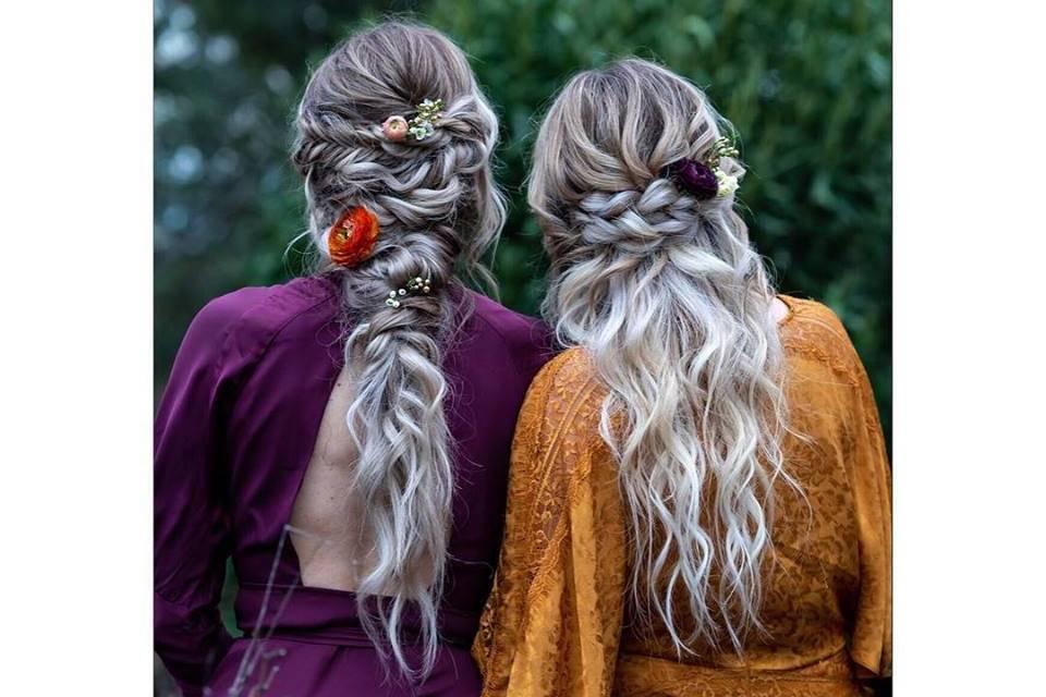 Bohemian styling