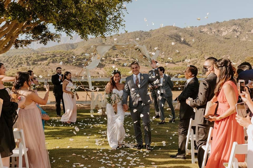 The perfect ceremony