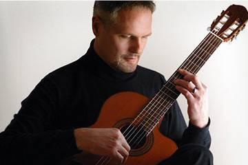 Warren Kramer Acoustic, Latin, Jazz & Classical Guitar