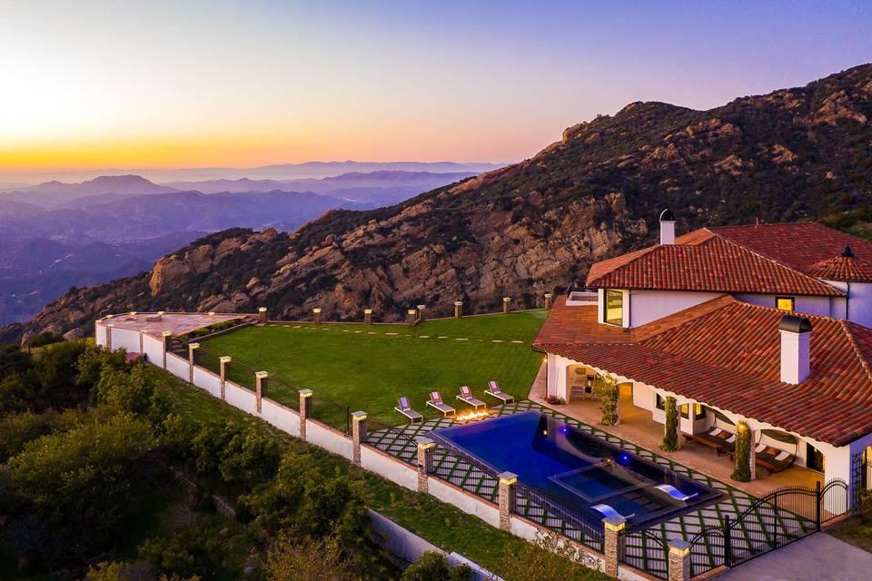 The Malibu Garden Estate