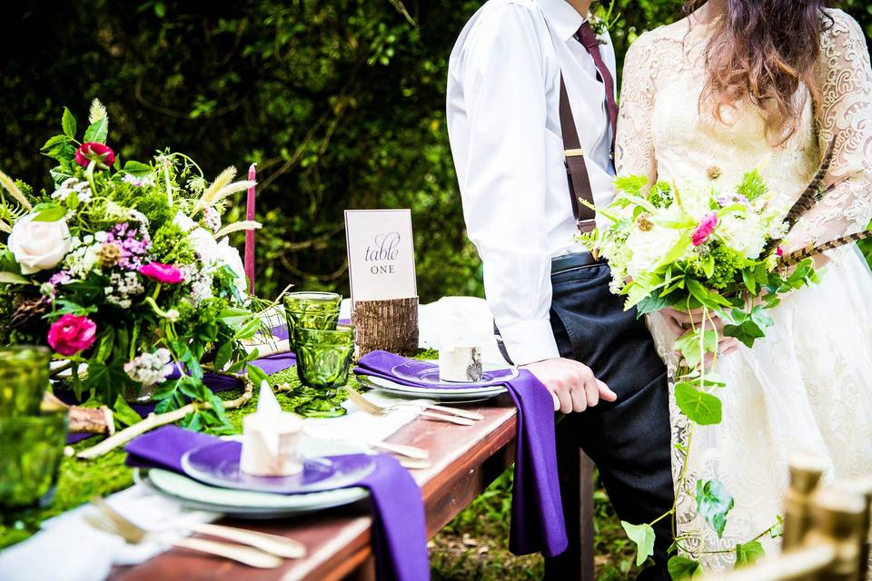 Mint To Be Weddings