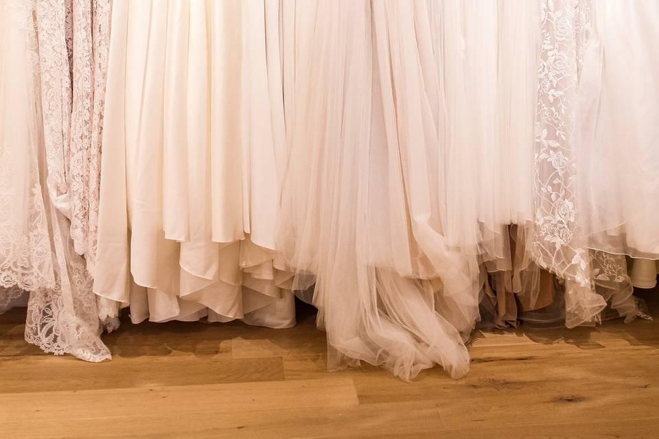 Vow'd Wedding Dresses