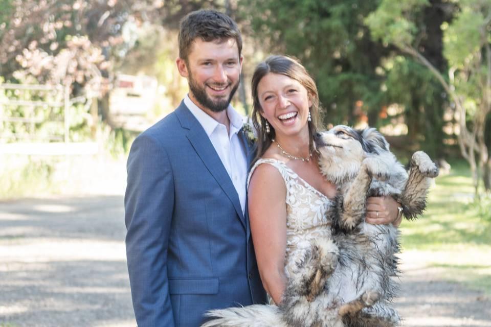 D & M Farm Wedding 2021