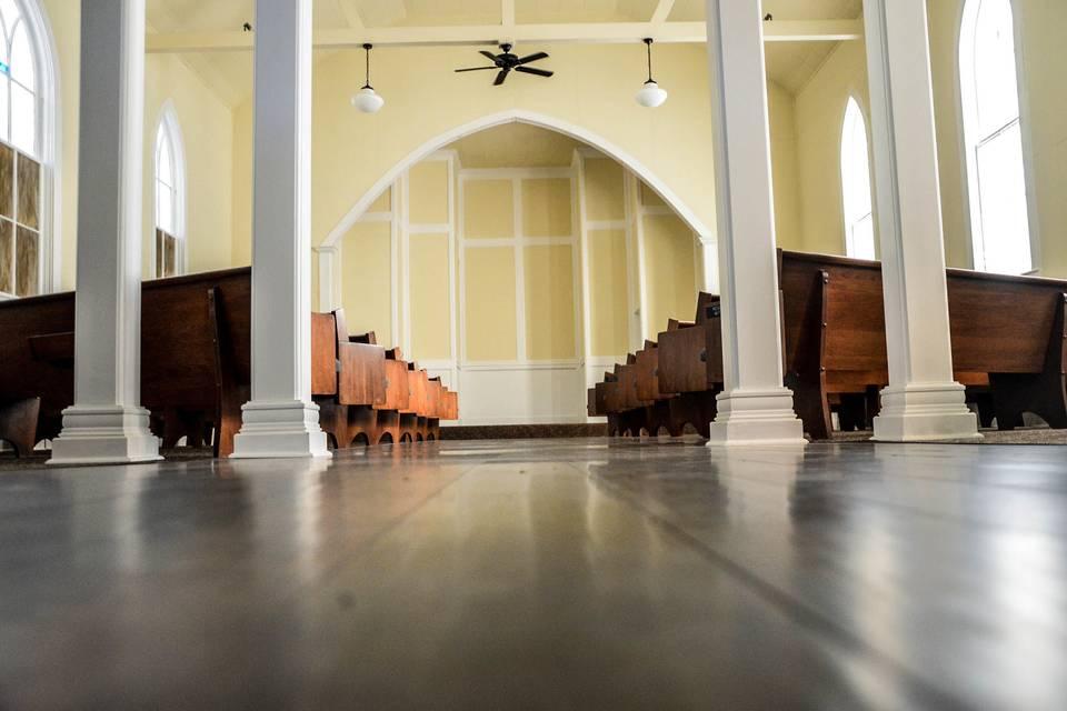 Madison Hill Chapel