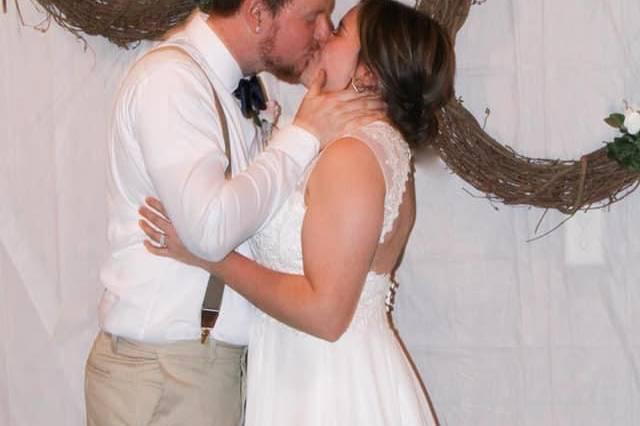 Morgan & Austin Wedding day
