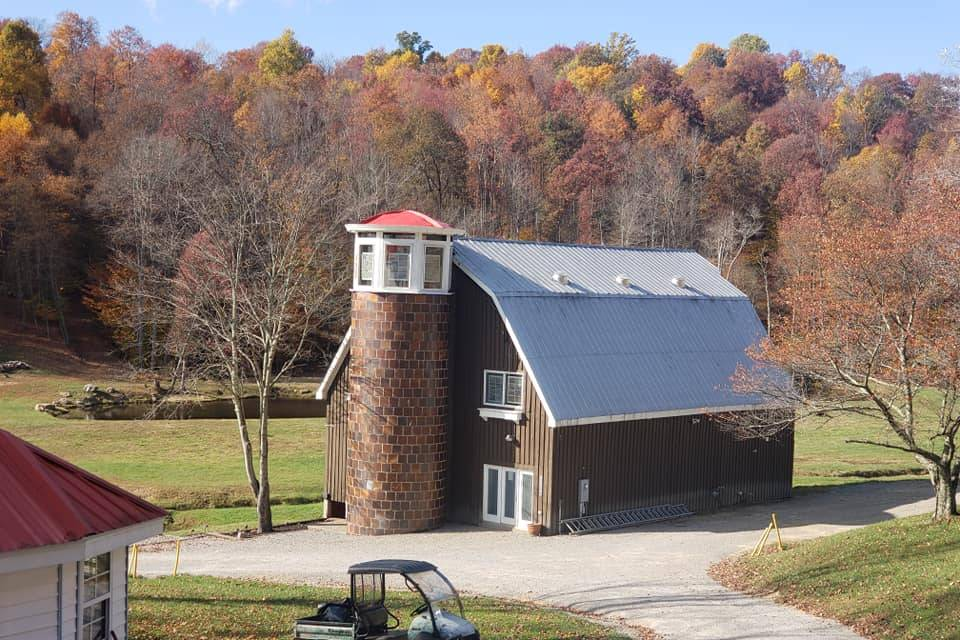 The Barn at Leaf Harmony Acres