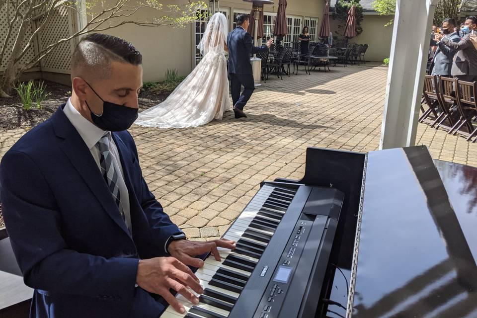 Dan Catuccio Piano Entertainment