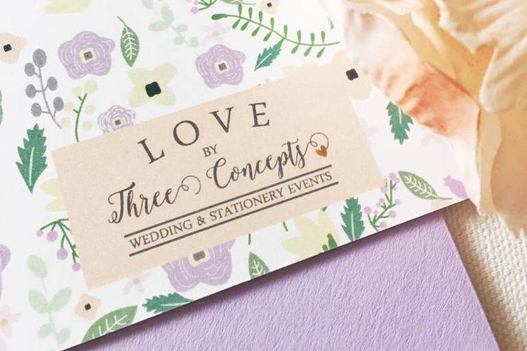 Love by Three Concepts
