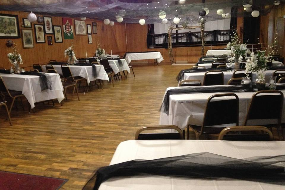 Hungarian Hall - Terre Haute, In