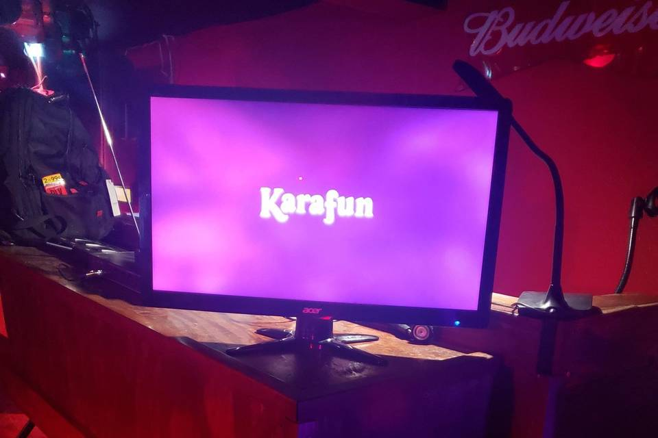 Karafun-karaoke site