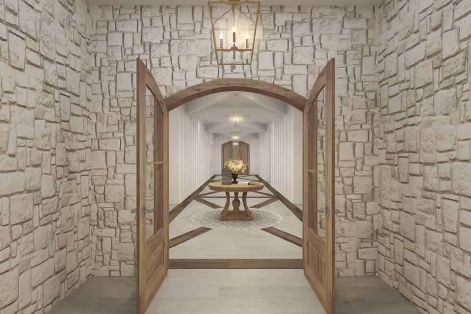 Guest Entrance