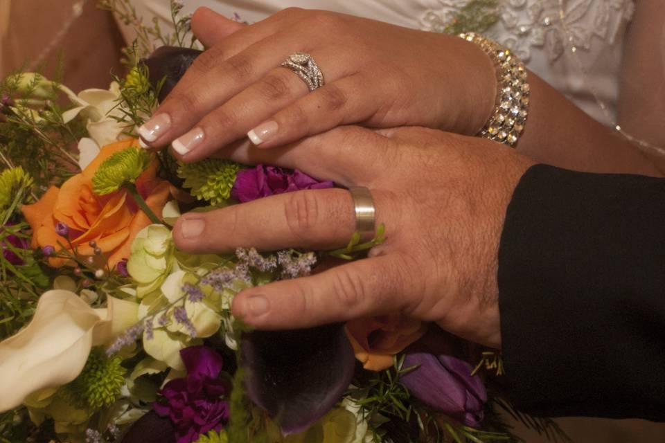 Formal ring photo
