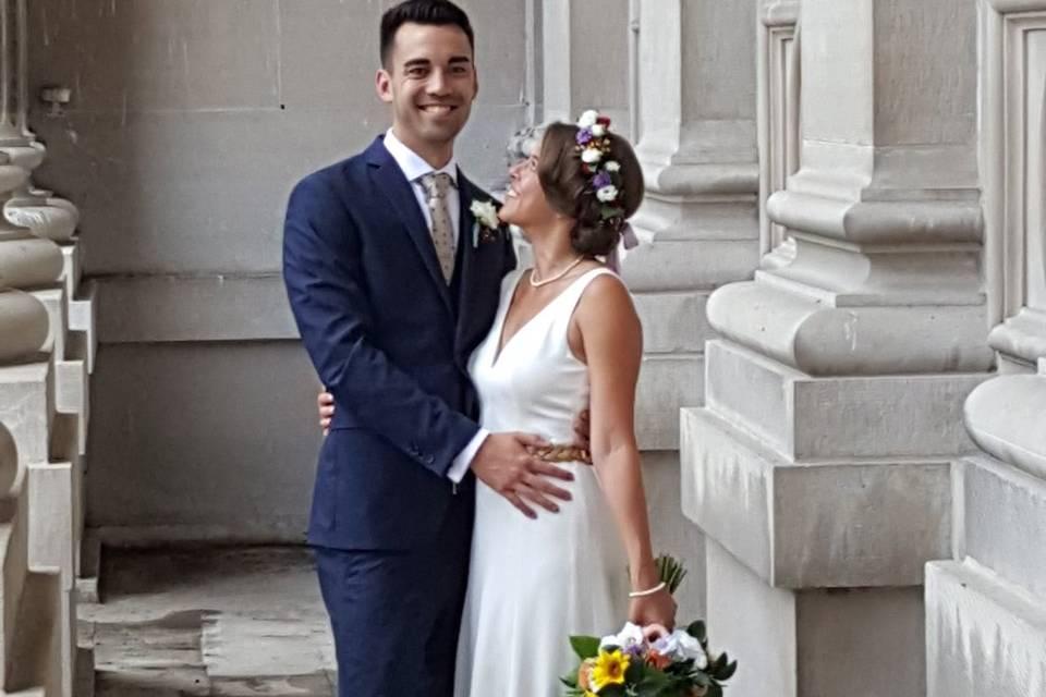 Historic Wedding