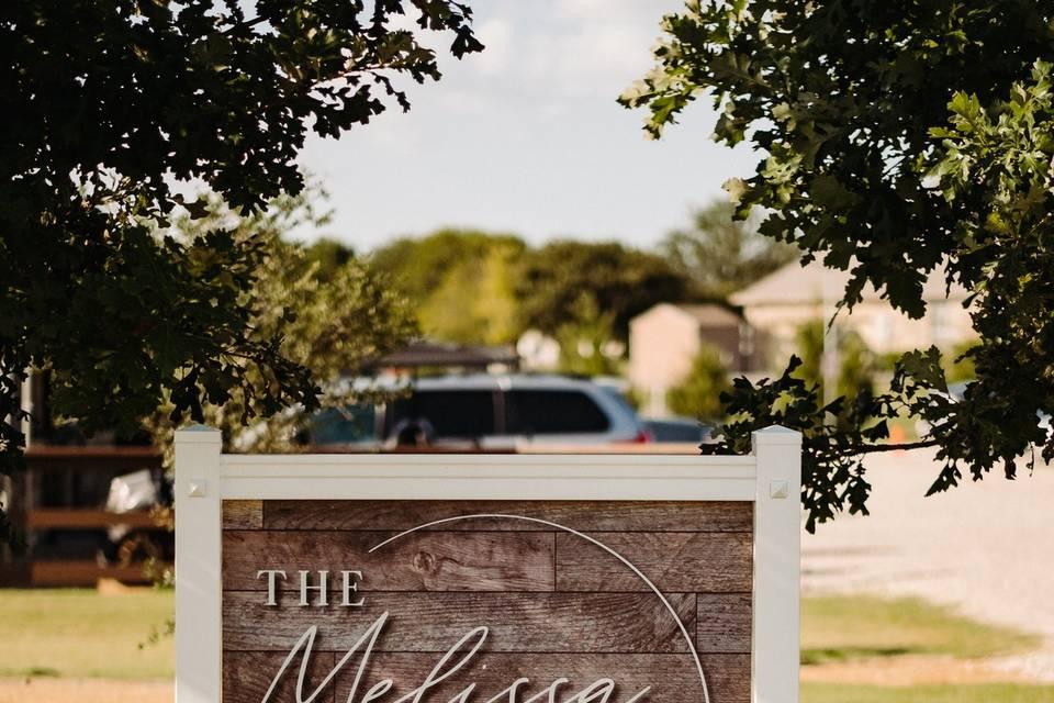 The Melissa Barn