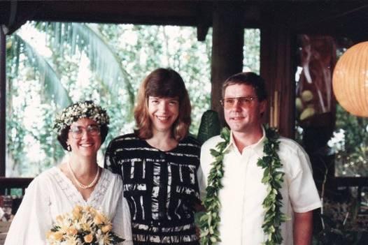 Cat & Rene's wedding on Oahu, Hawaii