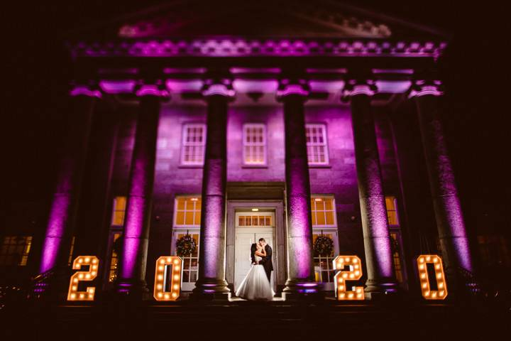 A 2020 wedding - Dave Justo Productions