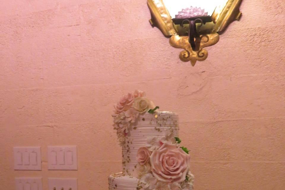 Cake at Padua Hills Theater