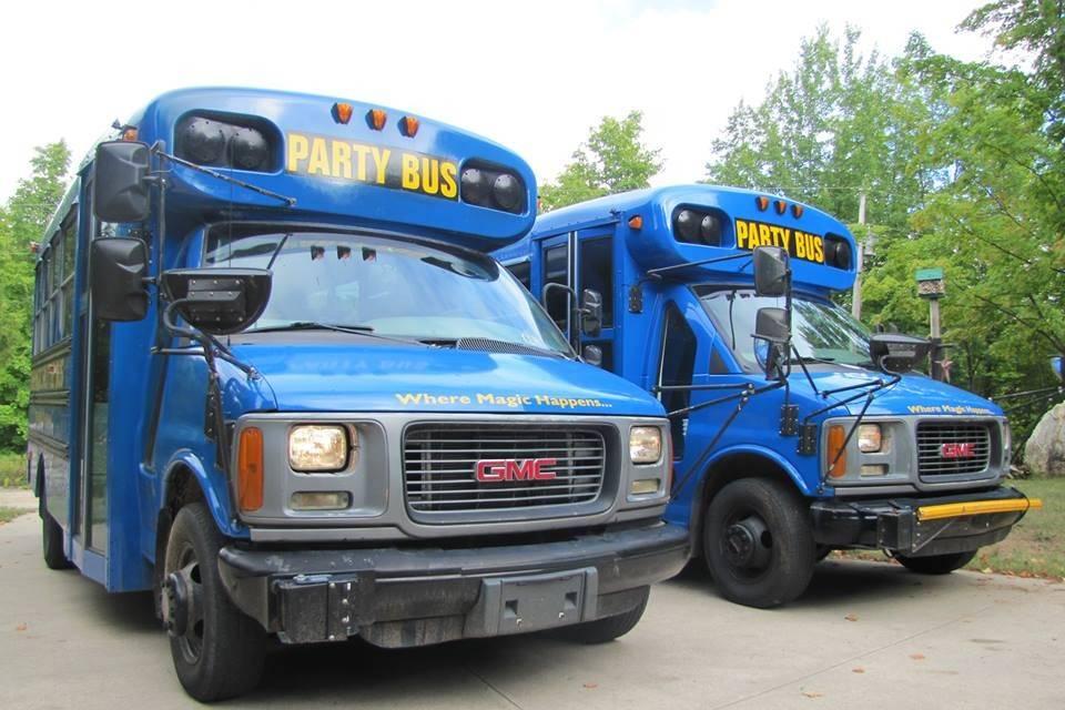 The Magic Shuttle Bus