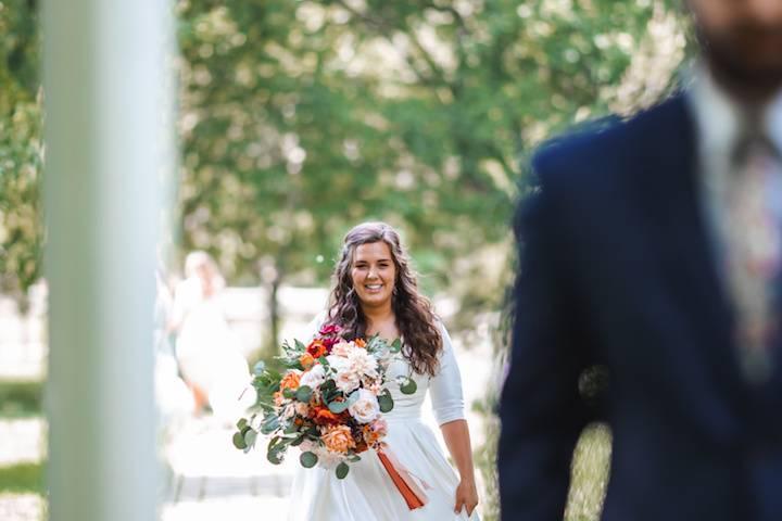 Wedding | First Look