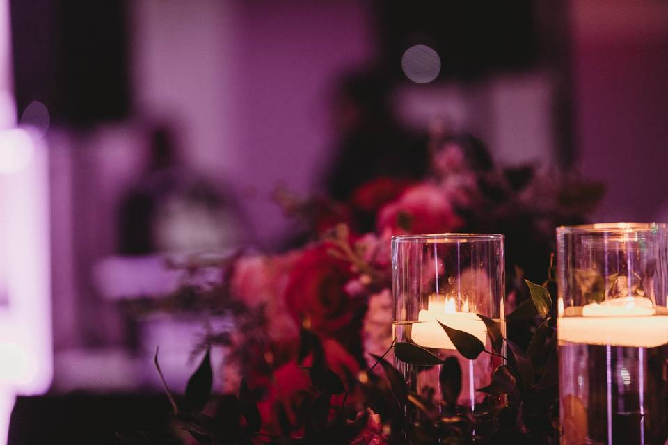 Music by candlelight