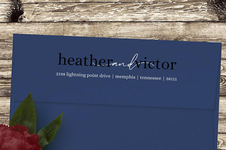 Heather and Victor Suite