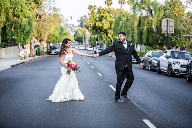 Crossing to married life