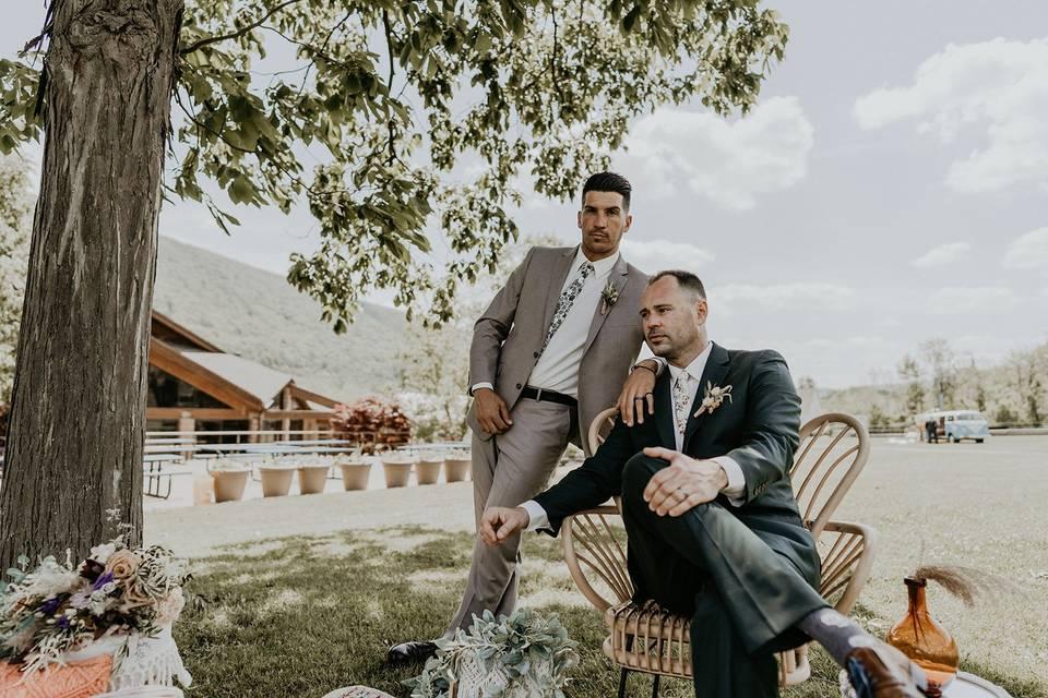 PC Nomadic Weddings