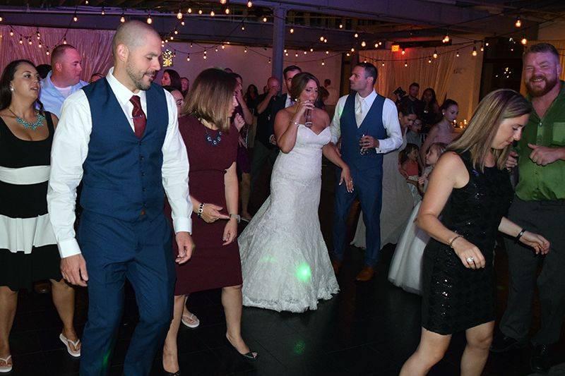 Wedding in Syracuse, NY