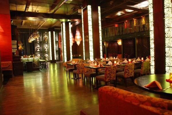 TAJ Restaurant and Lounge