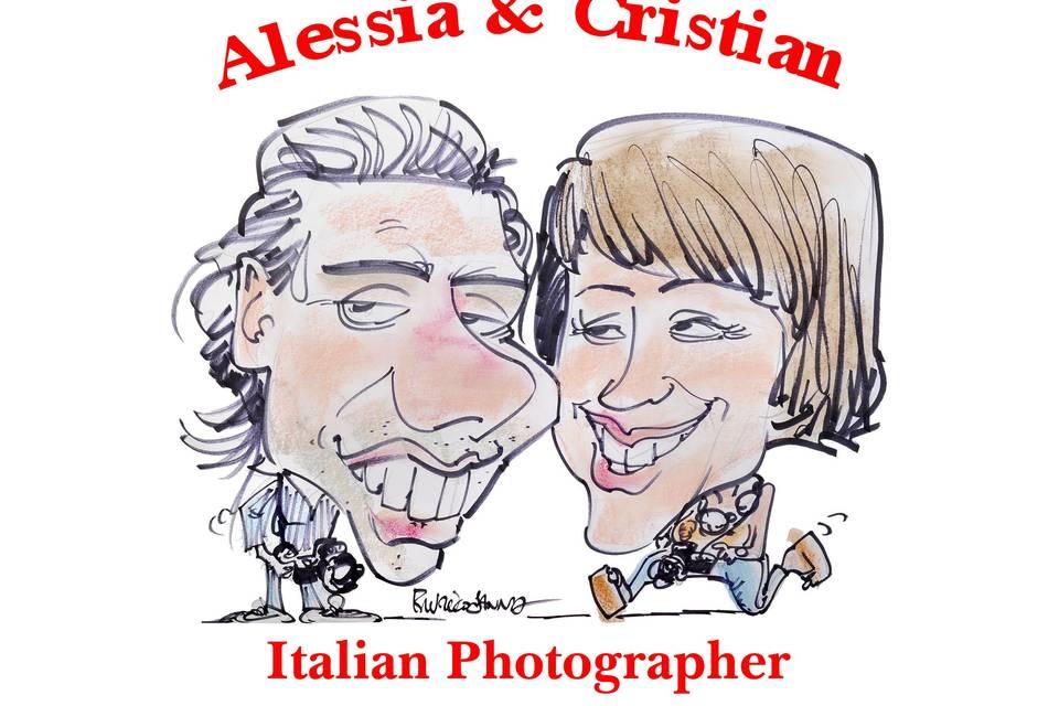 L'Immagine di Cristian Umili e Alessia Comini