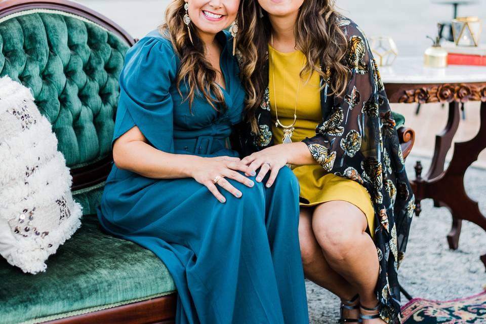 Greenhouse Picker Sisters