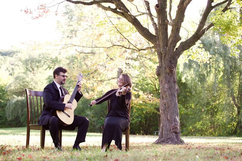 Strings duo