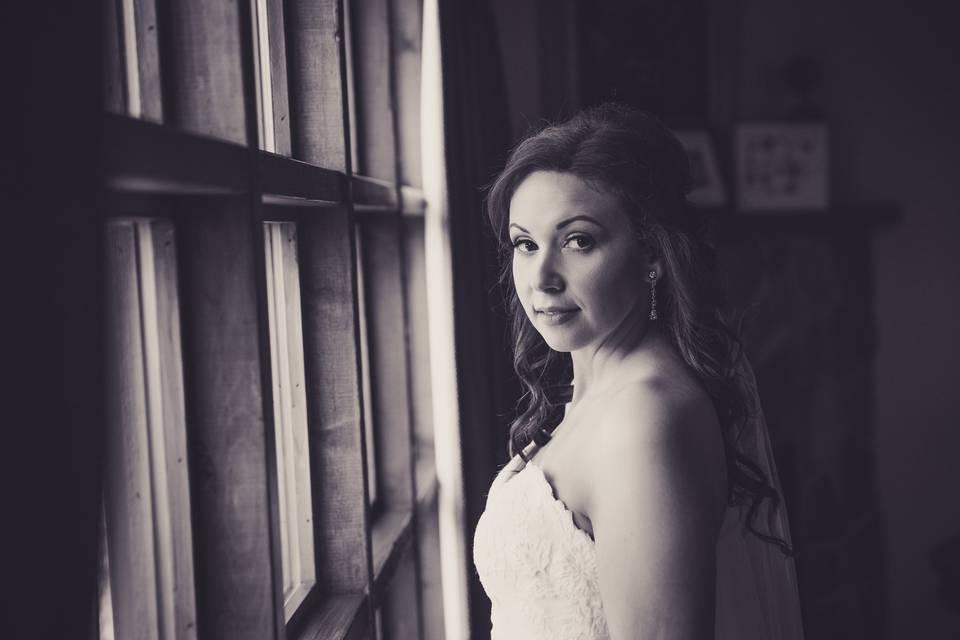 Bridal portrait - Azzolina Photography
