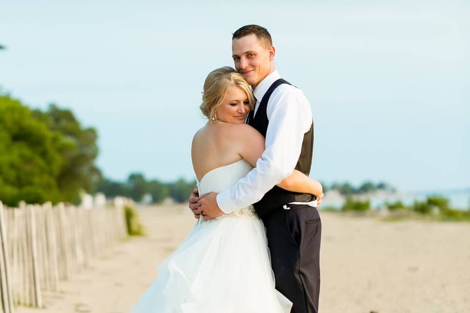 A sweet embrace - Azzolina Photography