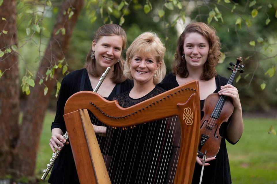 Midnight Rose Trio