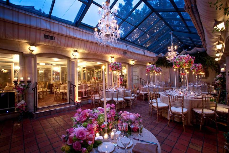 Il Cielo Restaurant in Beverly Hills
