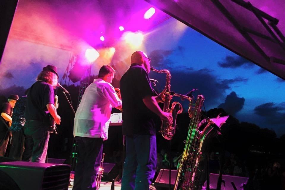 Acme Rhythm and Blues with the FZB Horns