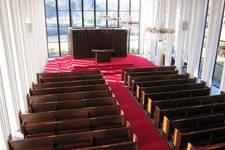 Chapel at A. D. Bruce Religion Center