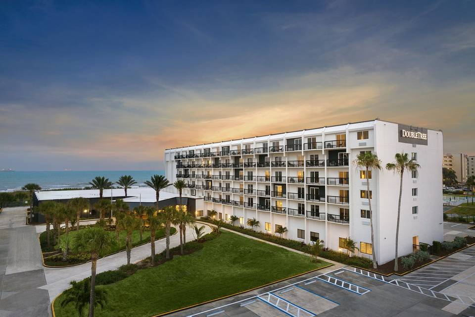 Doubletree Cocoa Beach Oceanfront Hotel