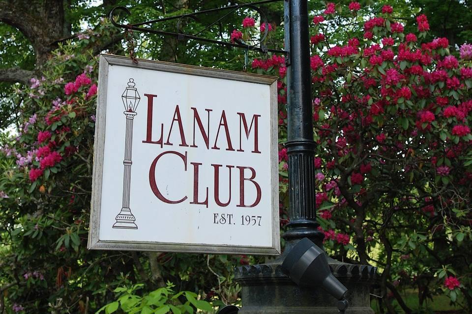 Lanam Club Main Entrance