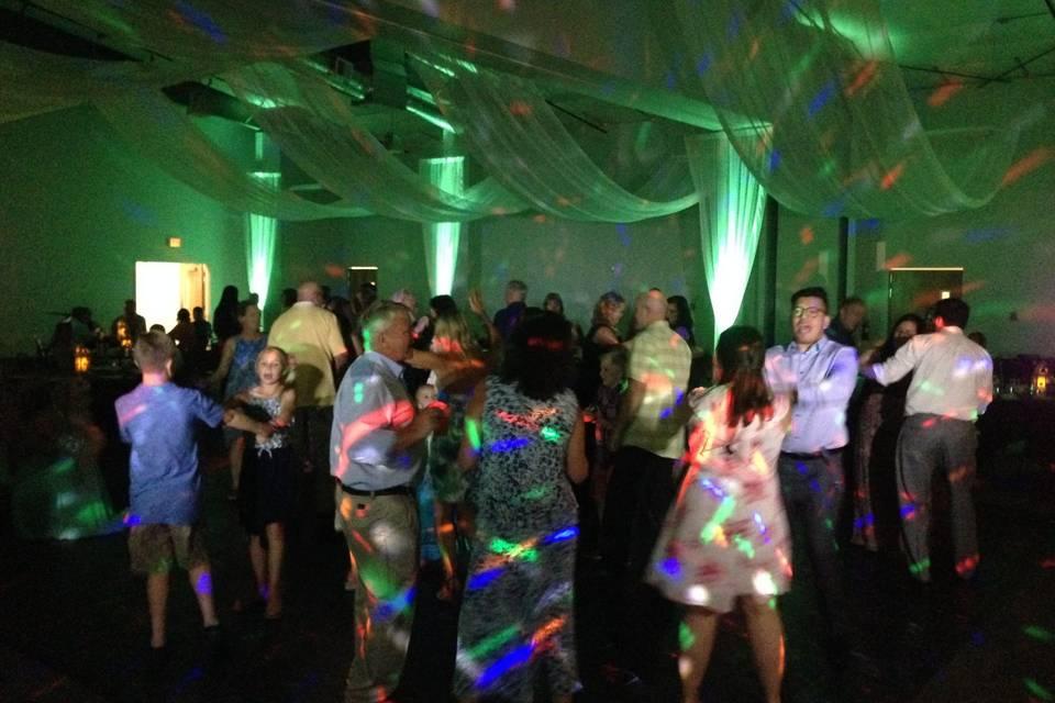 DJ PIONEER - High Quality DJ Sound & Lighting Services
