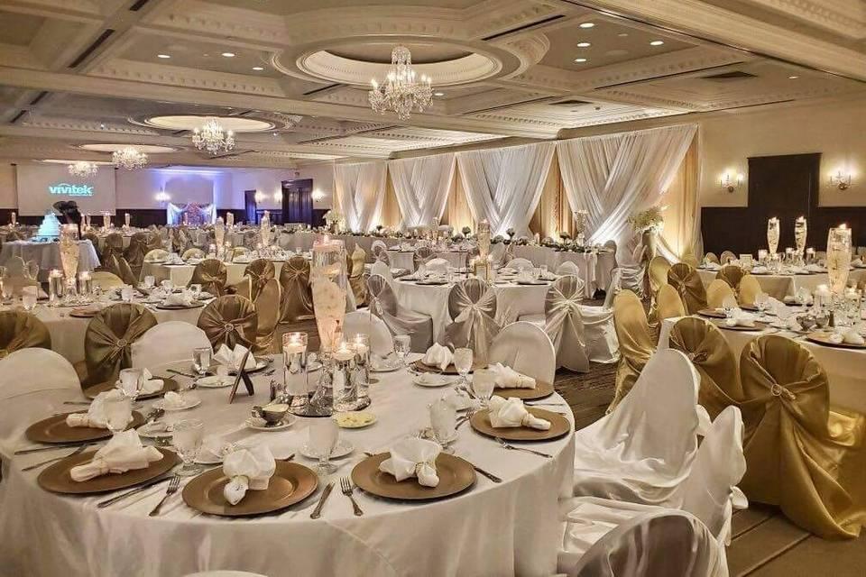 Radisson Hotel Ballroom