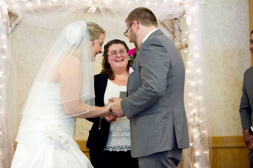 Jodi Denzer Wedding Officiant