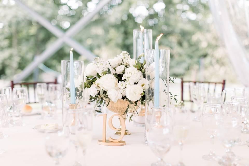 Something Blu Weddings + Events