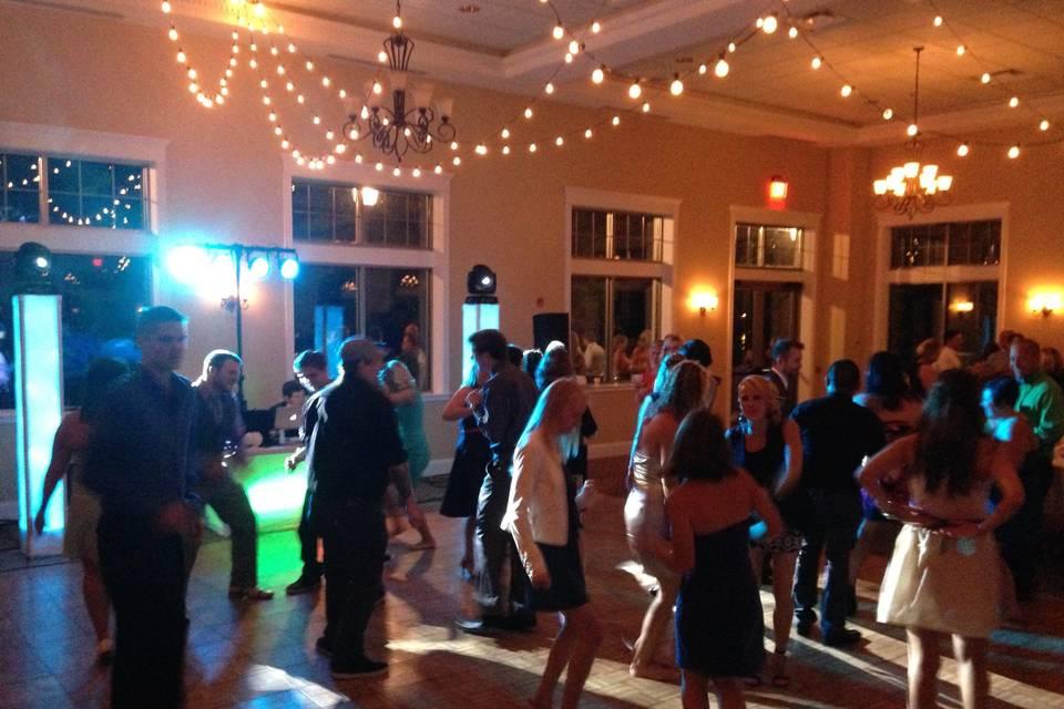 Party celebration