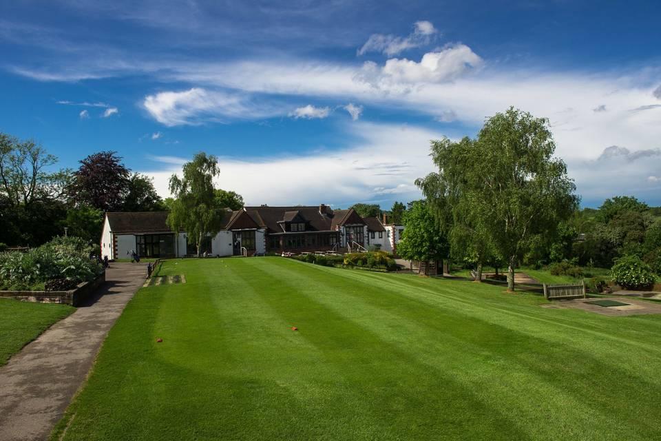 Addington Court Golf Centre