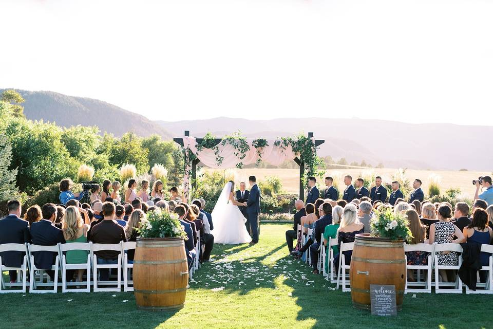 Mountainside Events