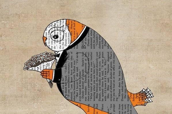 Orange Owl Florist